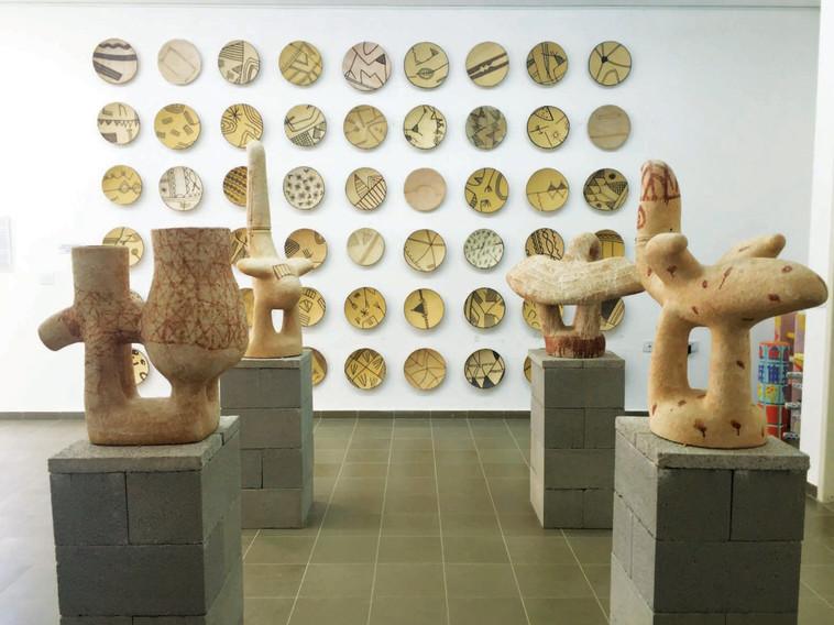מוזיאון ע''ש משה שק ז''ל, ממייסדי קיבוץ בית ניר. צילום: מיטל שרעבי
