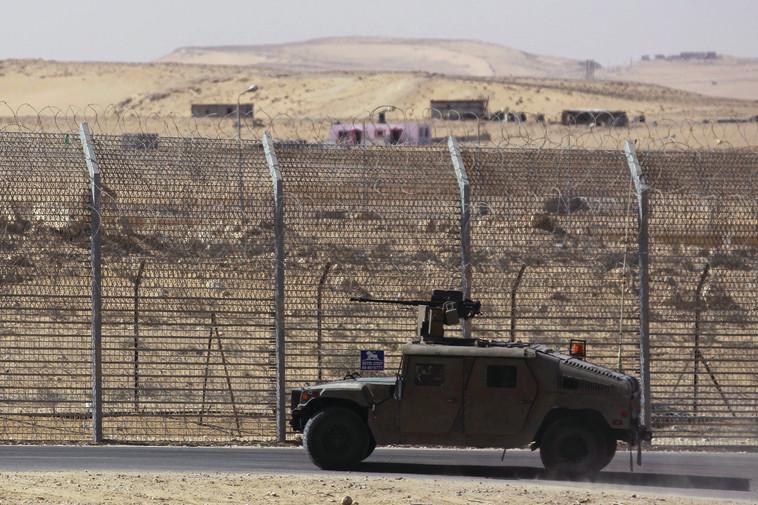 נתניהו קידם ועיכב במקביל. הגדר בגבול מצרים, צילום: רויטרס
