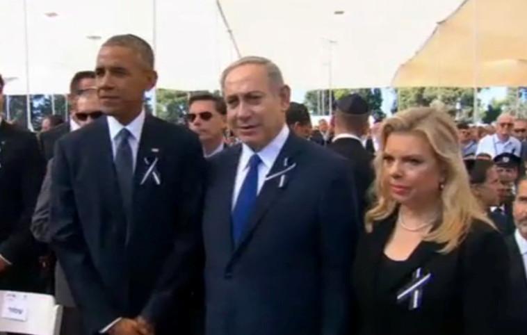 """""""באירוע כזה אי אפשר לטעות"""". הלווייתו של שמעון פרס, צילום: מרק ישראל סלם"""