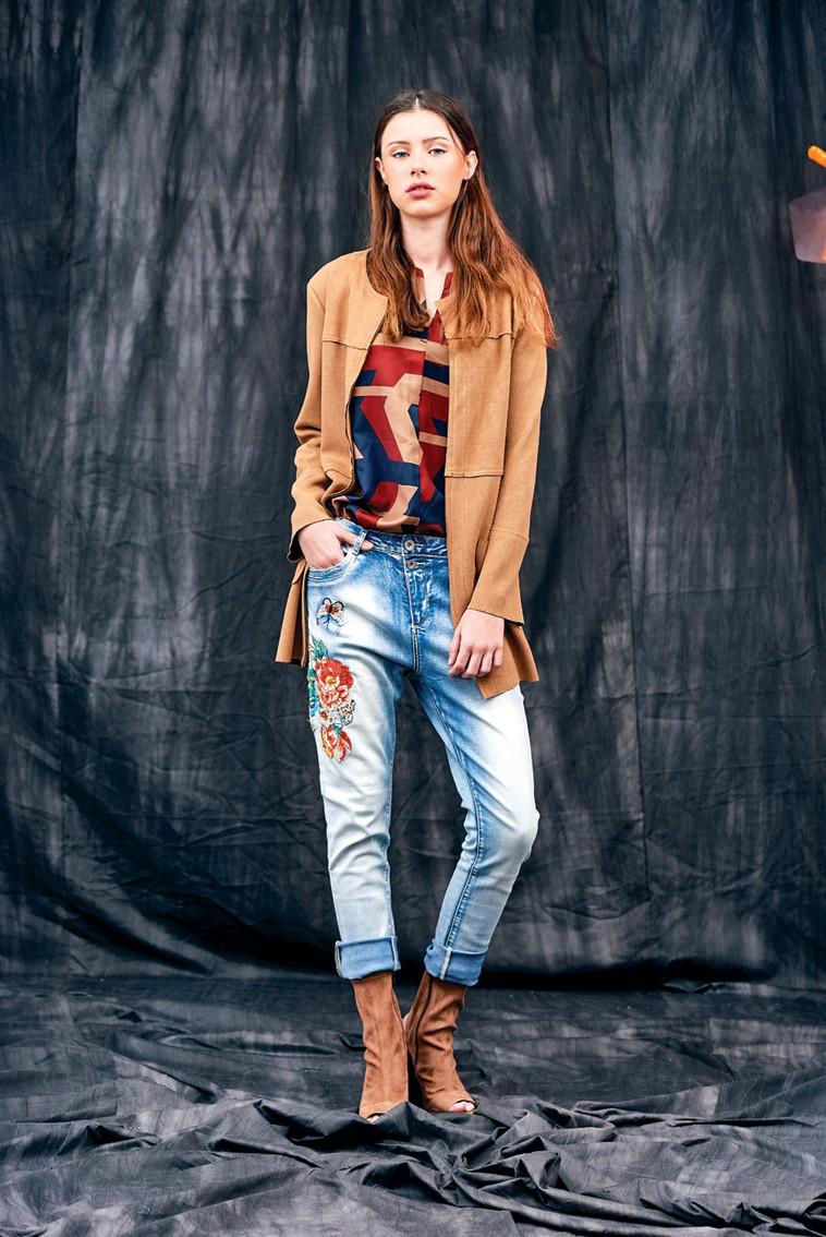 """ג'ינס, פרופיל, 299 שקל. צילום: יח""""צ"""