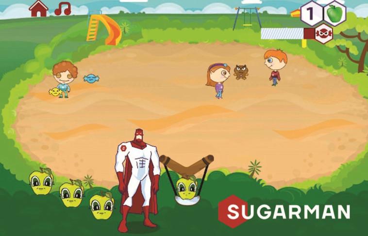 אפליקציית - Sugarman Save The Kids