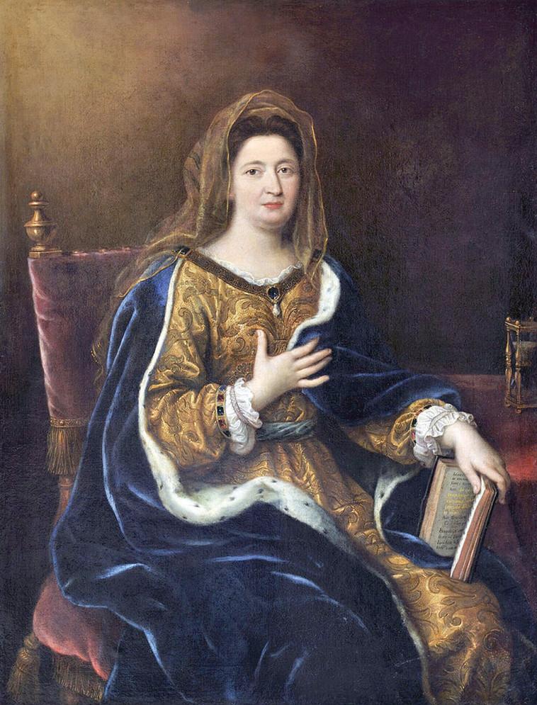 מפילגש לאשתו של המלך. המרקיזה דה מנטון. צילום: ויקיפדיה