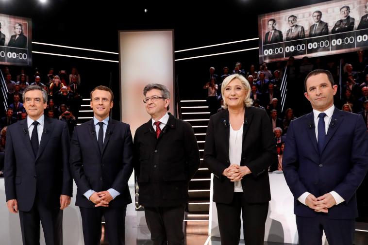 קלפיות בצל הטרור: צרפת יוצאת לבחירות שיכולות לשנות את אירופה