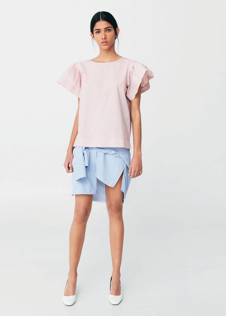 חולצה, MANGO, 129.90 שקל