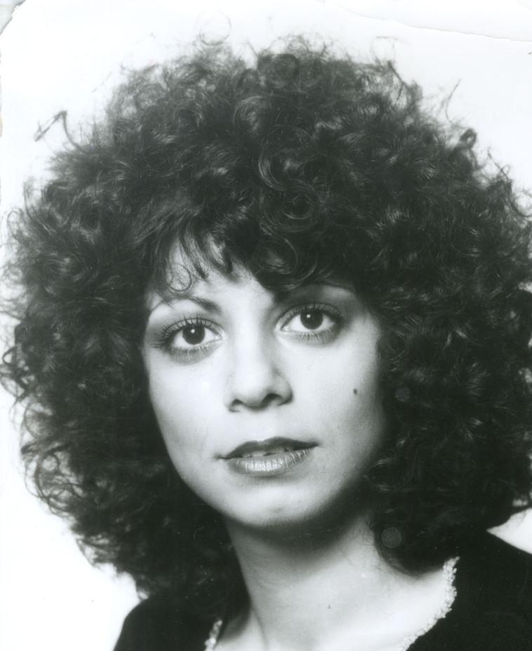 הזמרת שרי בפטיבל זמר, 1978. צילום: productions 2001