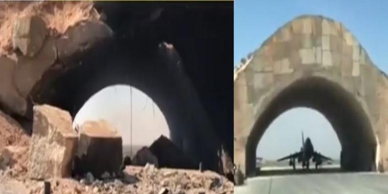 """שדה התעופה הסורי שהופצץ על ידי ארה""""ב"""