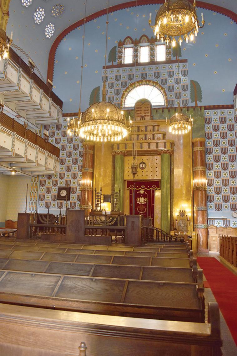 בית הכנסת הגדול בבודפשט. צילום: מיטל שרעבי