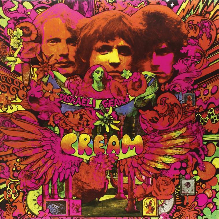 אמנים רבים השתתפו באלבום והושפעו ממנו. האלבום Disraeli Gears, של אריק קלפטון