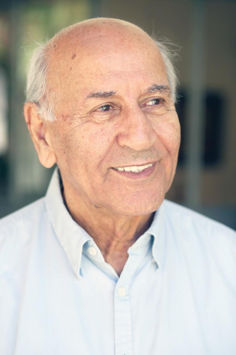 אליעזר כהן (צ'יטה). לא ידע מה קרה לאחיו עד לסוף המלחמה. צילום: אריאל בשור