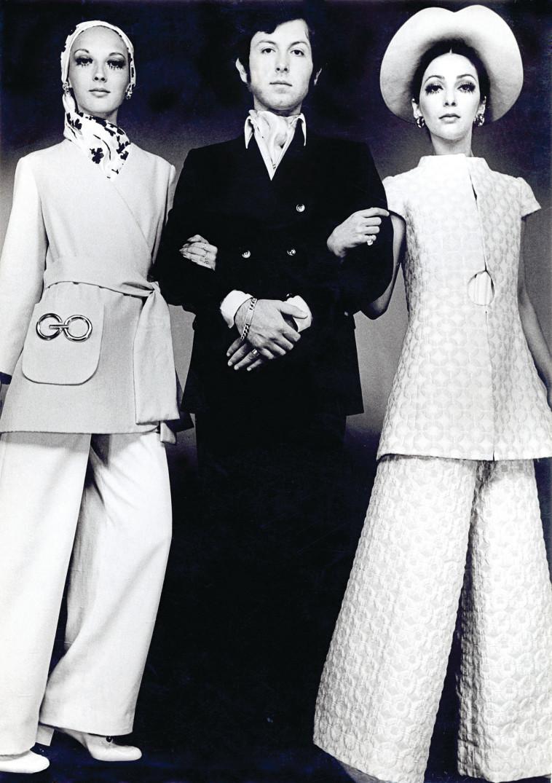 גדעון אוברזון בשנות ה-60