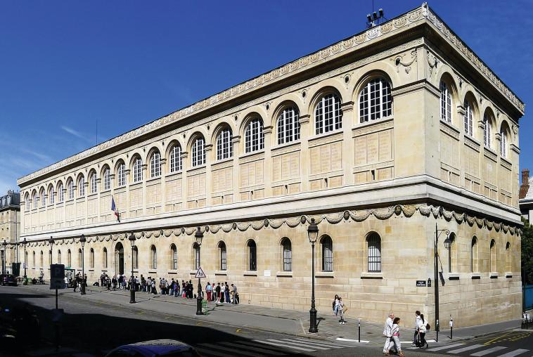 ספריית סנט ז'בייב. צילום: MBZT