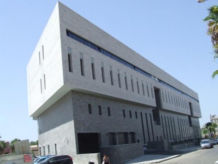 בית המשפט המחוזי בלוד. צילום: אתר הרשות השופטת