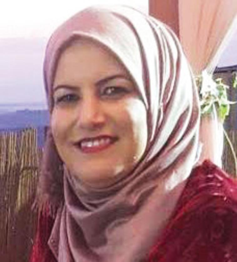 אמל חסן־סאלח. צילום פרטי