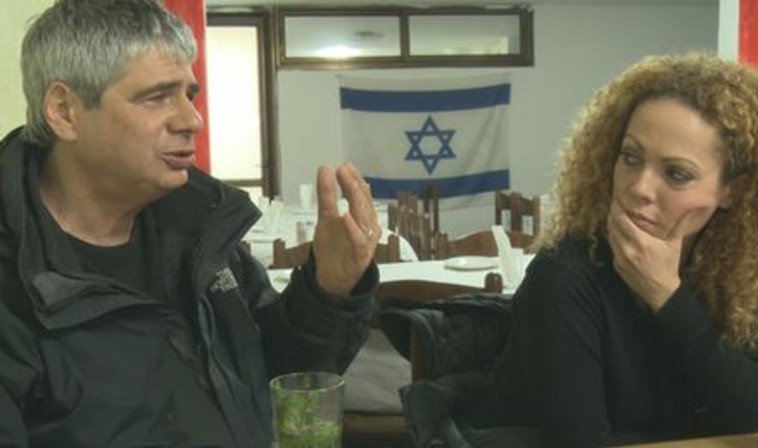 אורלי וילנאי, גיא מרוז. באדיבות ערוץ 10