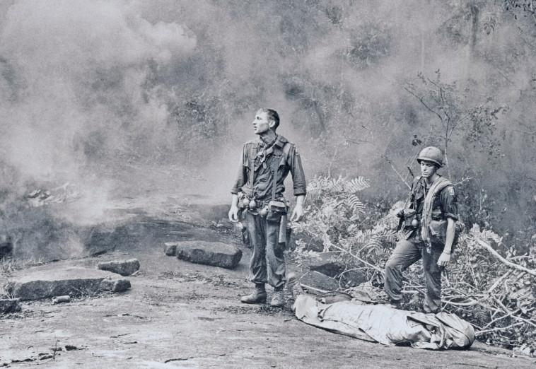 """מתוך הסדרה """"מלחמת וייטנאם"""".באדיבות יס דוקו"""