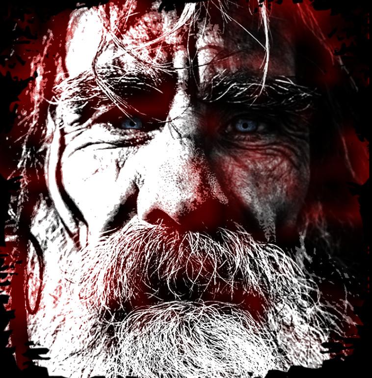 """גסאן עבאס ב""""הזקן והים"""". יח""""ץ"""