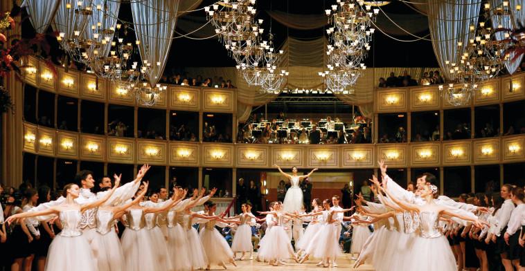 בית האופרה בוינה. צילום: רויטרס