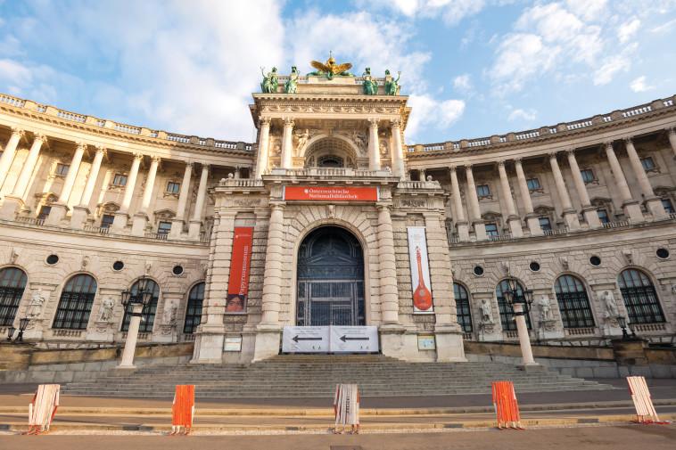 הספרייה הלאומית בוינה. צילום: אינגאימג
