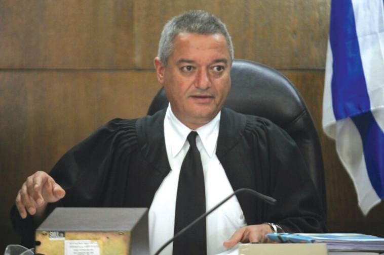 מועמד בולט, השופט כבוב. צילום: ליאור בן ניסן