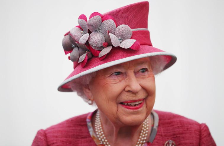 המלכה אליזבת. רויטרס