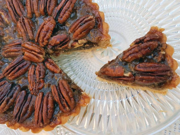 עוגת פקאן. צילום: אינסטגרם