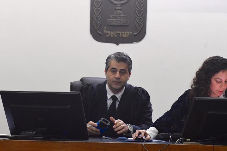 השופט מסארווה. צילום: אבשלום ששוני