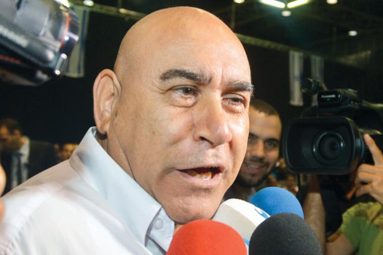 יחיאל חזן, אביו של אורן. צילום: פלאש 90