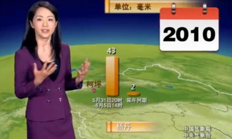 את לא רוצה להזדקן? יאנג באחת משידורי התכנית שלה. מתוך: יוטיוב