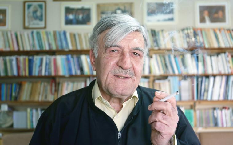 סעיד נאפע. צילום: אריאל בשור