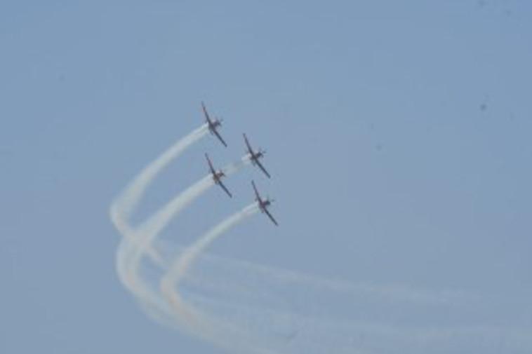 מטס חיל האוויר, צילום: אבשלום ששוני