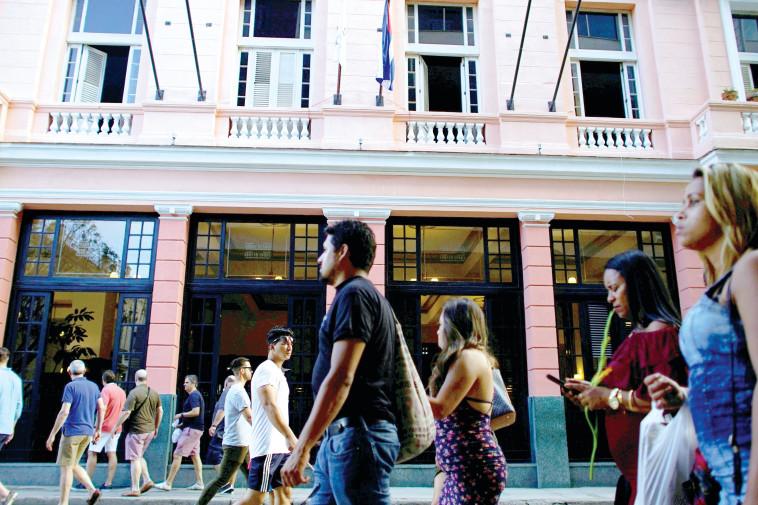 הוואנה, קובה. צילום: רויטרס