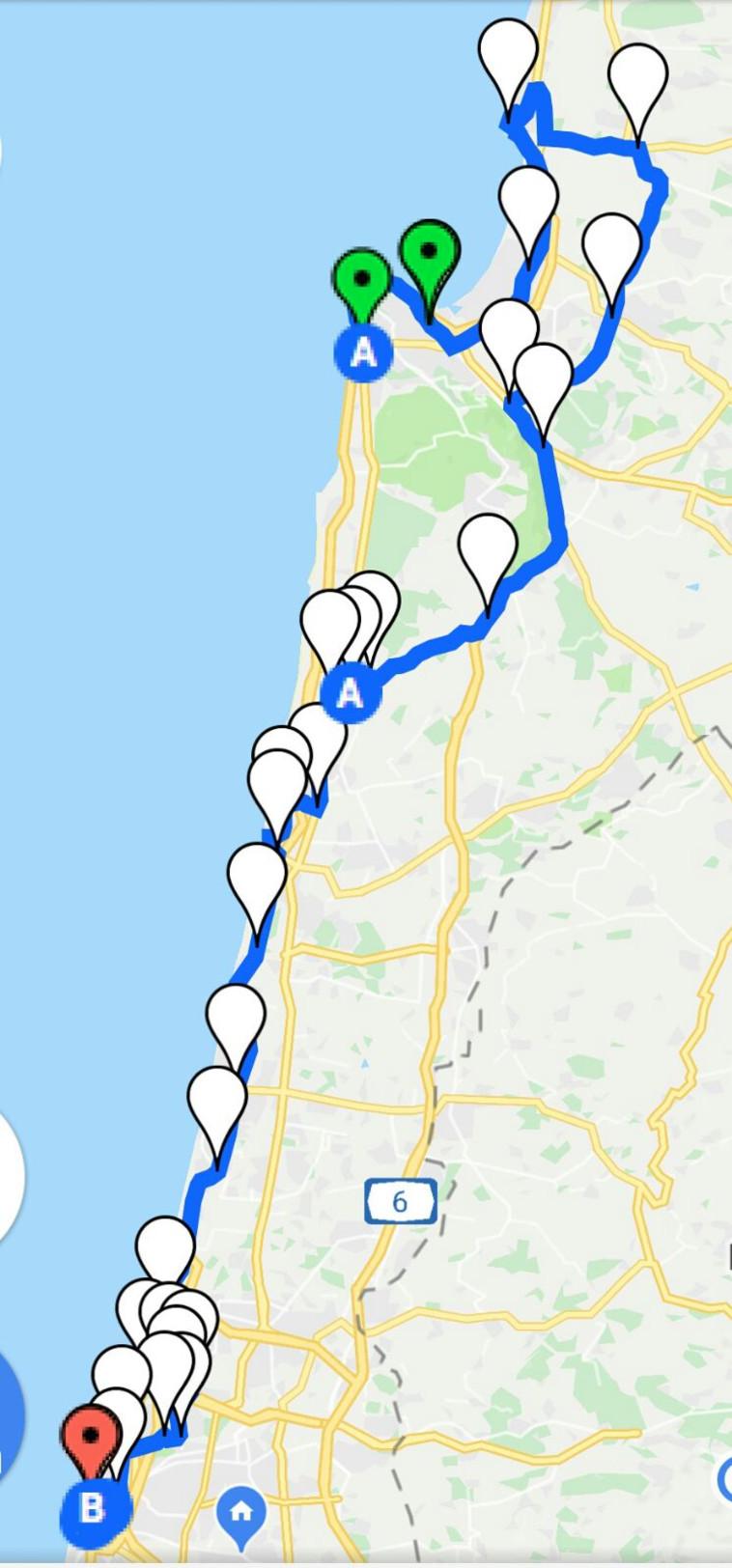 מסלול הג'ירו ד'איטליה