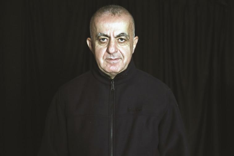 """""""פעם דאגתי מהמצב, היום אני פוחד"""". סעיד אבו שקרה, צילום: אריאל בשור"""