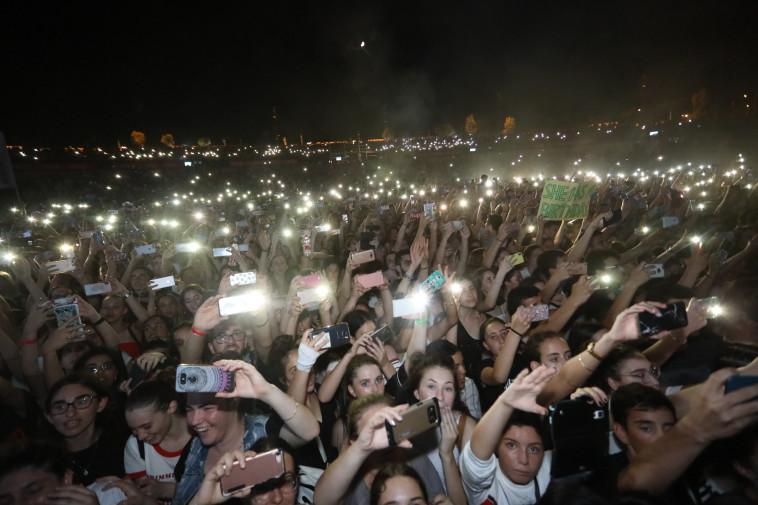 """הותירו את הקהל קופץ, צילום: סיוון פרג', יח""""צ"""