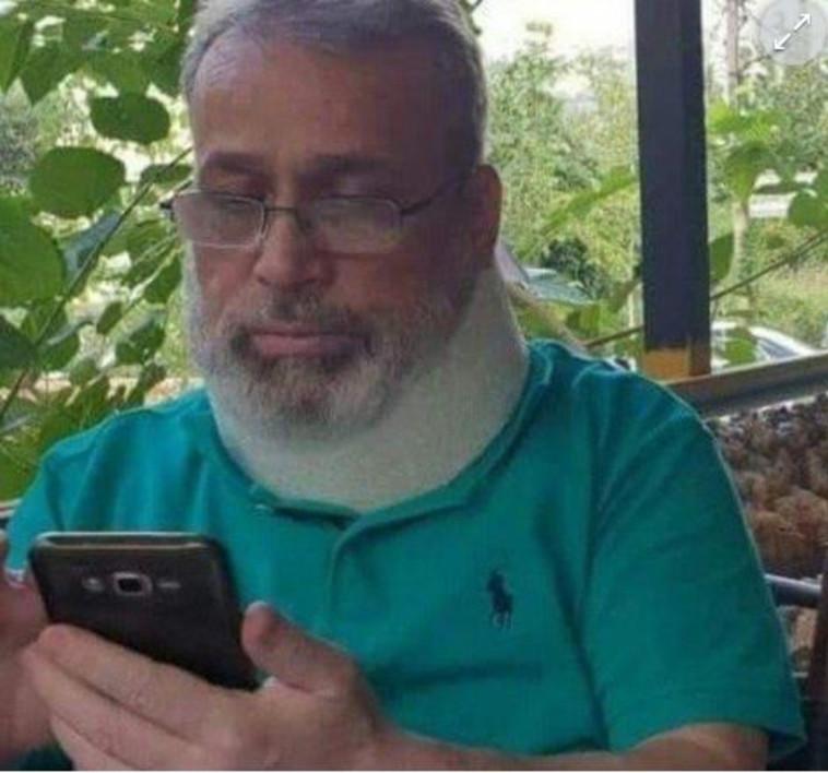המדען הסורי שחוסל. צילום: רשתות ערביות