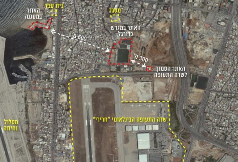 """לאחר נאום נתניהו: צה""""ל חושף את אתרי הטילים המדויקים של חיזבאללה 503185"""