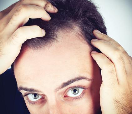 שיערות לבנות בראש, אילוסטרציה