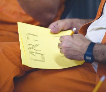 המחלקה לטיפול באסירי תנועה בכלא צלמון