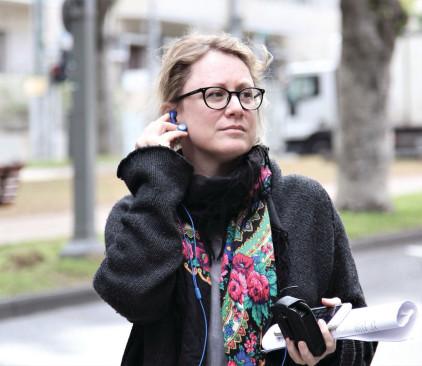 מאיה הפנר - צילום: אמילי שי גליק וייל