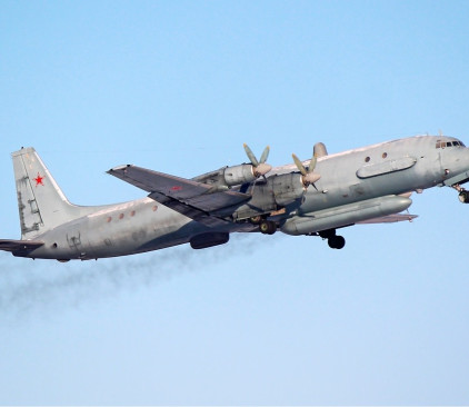 איליושין 20 של צבא רוסיה