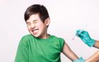 ילד מקבל חיסון, אילוסטרציה