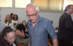 יגאל סרנה בבית המשפט
