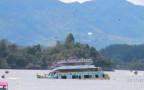 טביעת מעבורת בקולומביה
