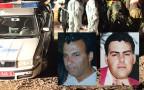 השוטרים דוד רבינוביץ וחזי רמזרקר שנרצחו בבקעה