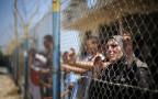 אזרחים בגבול עזה מצרים