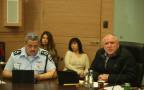 """המפכ""""ל אלשיך בדיון על העלאת שכר השוטרים בכנסת"""