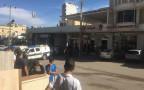 זירת הרצח בכפר קאסם