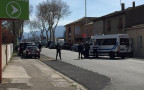 אזור תקרית הירי בדרום צרפת