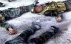 חיילי אסד חוסלו