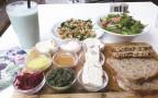 ארוחה טבעונית